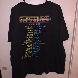 Powerline tshirt